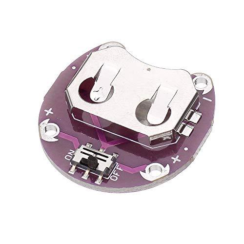 FEIYI Otro módulo de placa 10pcs Moneda Cell Batería Titular CR2032 Módulo de montaje de batería