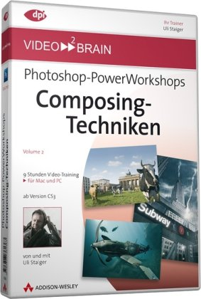 Photoshop-PowerWorkshops: Composing-Techniken (DVD-ROM)