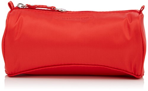 Samsonite Move Cosmetic Cases Make-up Case Roll, Poppy Red, 21 cm