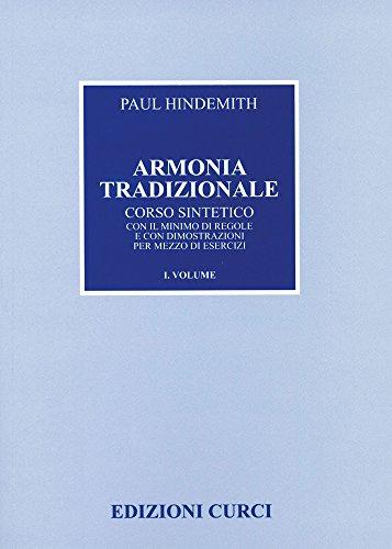 ARMONIA TRADIZIONALE - PAUL HINDEMITH - Corso sintetico