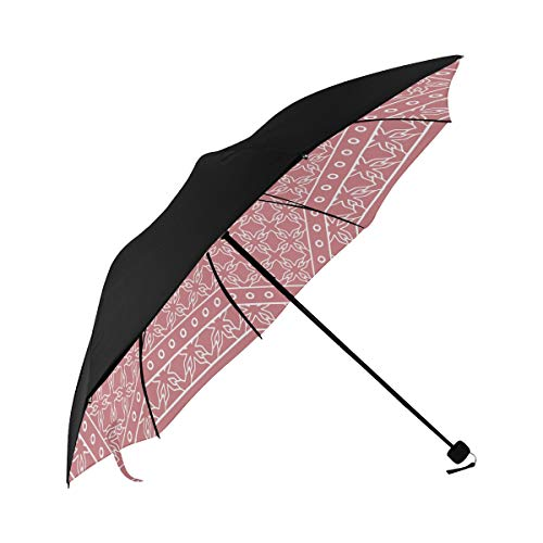 Men Umbrella Foldable Pure Single Color Graphic Square Underside Printing Best Umbrella Compact Portable Umbrella Compact Sun Golf Umbrella With 95% Uv Protection For Women Men Lady Girl