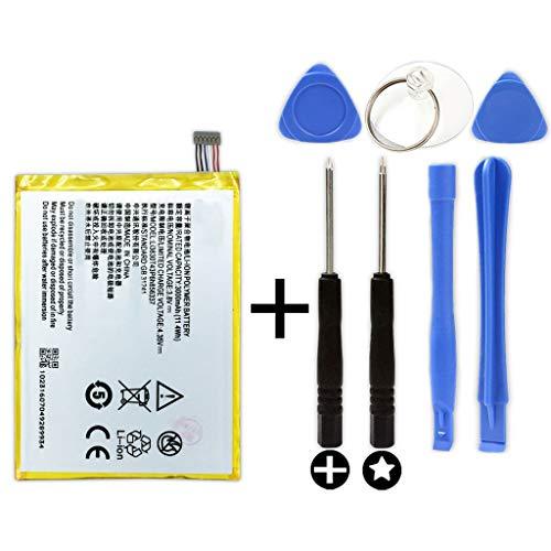 Bateria ZTE Blade S6 Plus + Kit Herramientas/Tools   Li3830T43P6h856337