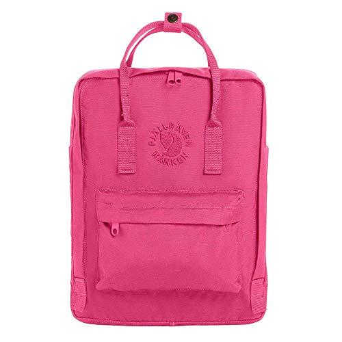 FJÄLLRÄVEN Unisex-Adult Re-Kånken Carry-On Luggage, Pink Rose, 38 cm