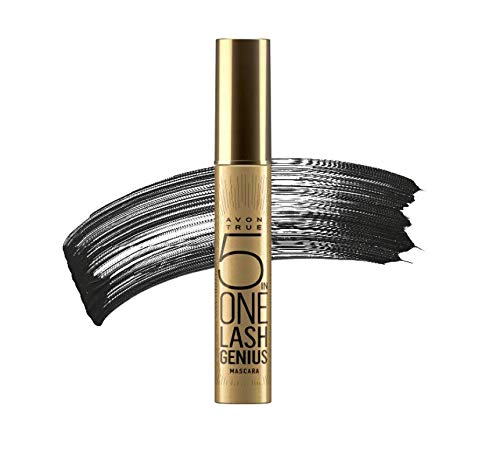 Avon True 5 in One Lash Genius Premium Mascara 10ml