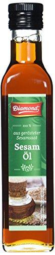 Diamond Sesamöl, geröstet, 100% 250 ml - 1 Stück
