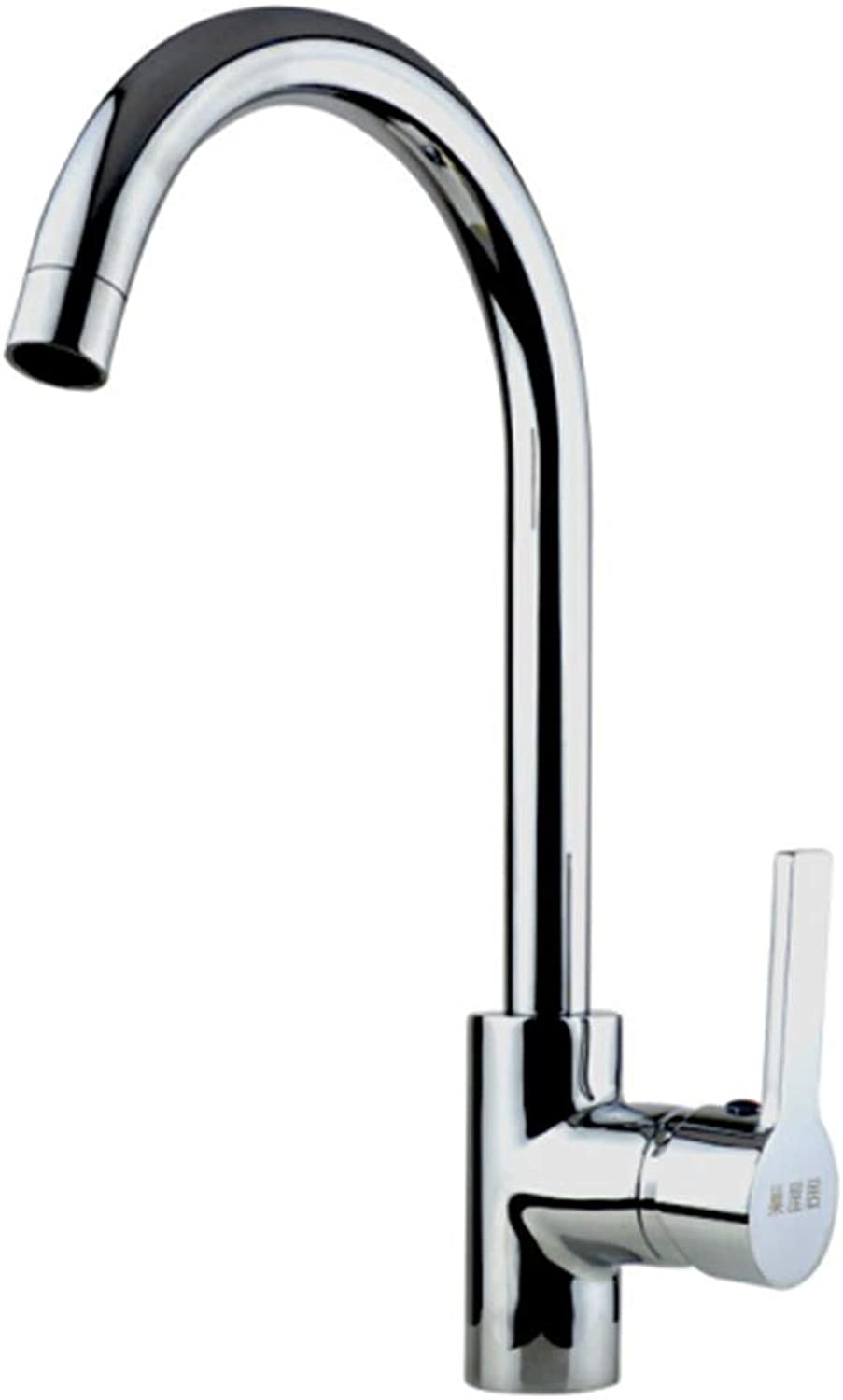 Kitchen Faucet Tapstainless Steelkitchen Faucet Probathroom Kitchen Faucet Copper Hot and Cold Water Dishwasher Sink Mixing Valve Kitchen Dishwasher redating Faucet