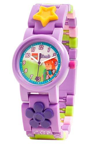 Lego Unisex-Kinder Analog Japanisch Quarz Uhr mit Plastik Armband 8021230