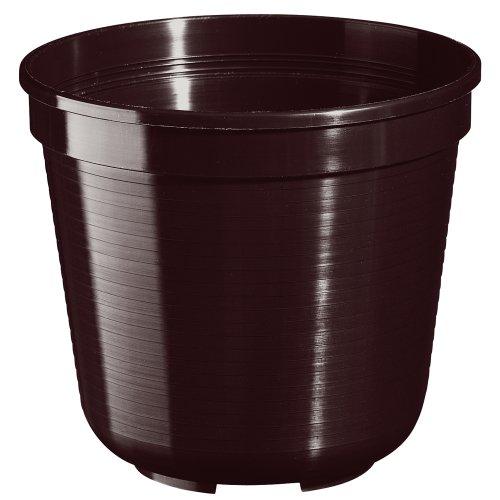 Lippert 806 018 07 Blumentopf Standard Durchmesser 18 cm, braun
