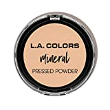 L.A. COLORS Mineral Pressed Powder, Fair, 1 Ounce (0081555793722)