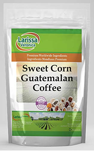 Sweet Corn Guatemalan Ranking TOP3 Coffee Naturally Whole High material Flavored Gourmet