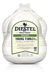Diestel, Organic Whole Turkey, 10-12 lbs (Fresh)