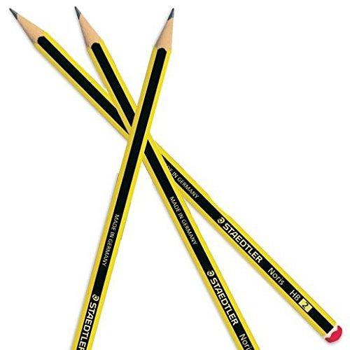 Staedtler Noris Hb - Lápices (5 paquetes de 12 y 60 lápices)