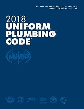 2018 Uniform Plumbing Code with Tabs