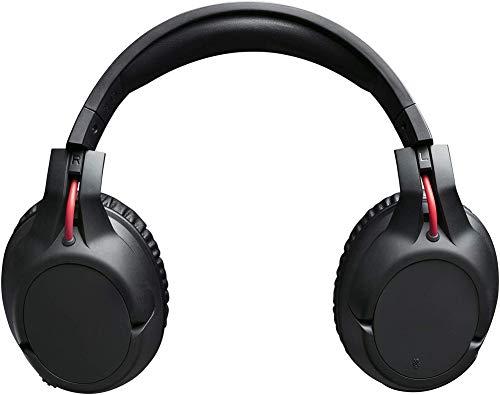 XIKONG gameCasque d'écoute avec Casque de réduction de Bruit de Microphone détachable, Compatible avec Ordinateurs, Consoles de Jeux, téléphones intelligents, etc. avec appareils d'extrémité 3.55mm