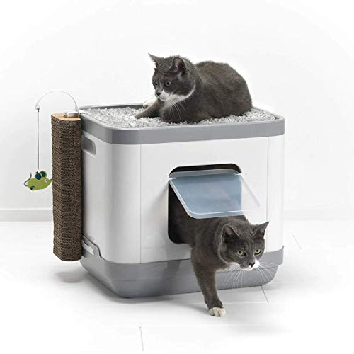 Clean 'N' Tidy Cat Concept Multiloo Cube