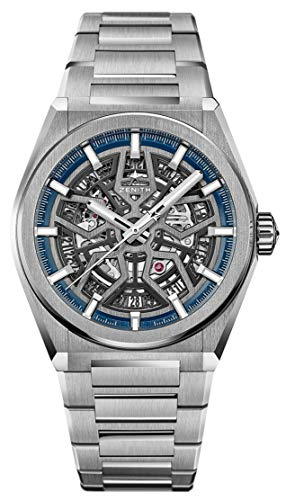 Zenith Defy Classic Blue Skeletonised...