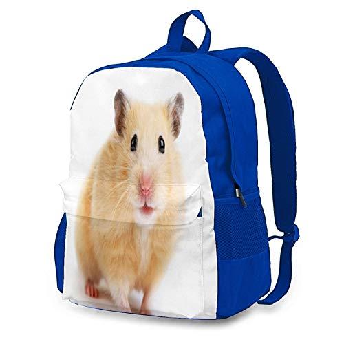 Hamster - Mochila de ciclismo al aire libre aislada para adultos, Blue (Azul) - Blue-48