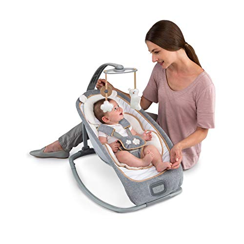 41WmtAb g+L The Best Ingenuity Baby Swings for 2021 [Compared & Review]
