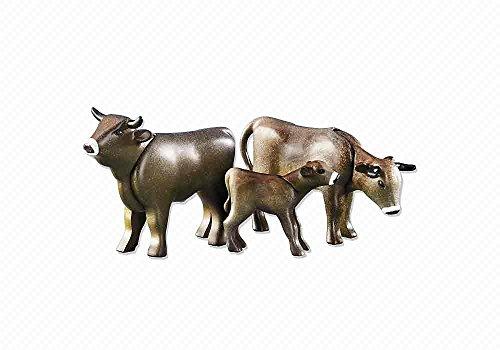 Playmobil 6357. 2 Vacas con ternero
