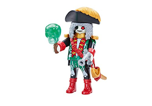 Playmobil 6591 Captain The Ghost Pirates Foil Packaging