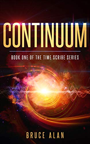 Continuum (Time Scribe Series Book 1)