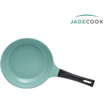 JADE COOK Sartén de 24 cm. Cocina sano, rápido y fácil
