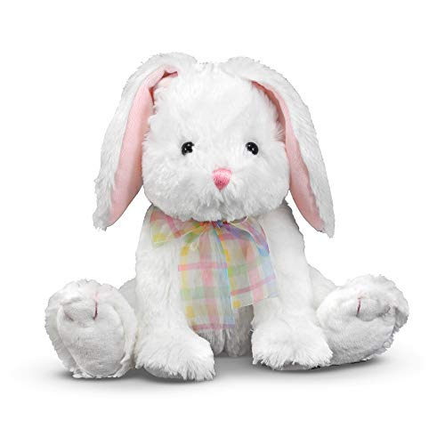 Melissa & Doug Blossom Bunny Rabbit Stuffed Animal