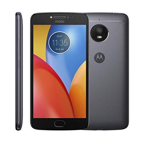 """Smartphone, Motorola, Moto E4 Plus, PA720000BR, 16 GB, 5.5"""", Titanium"""