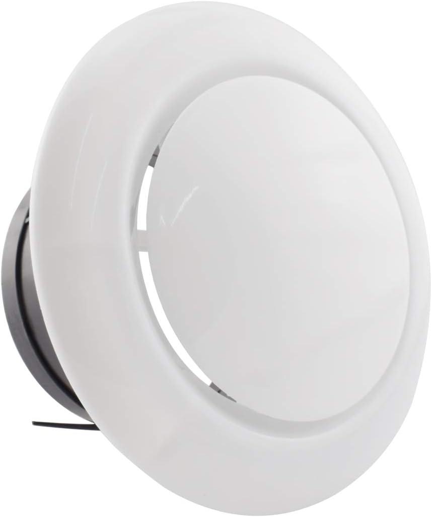 SDTC Tech 4 Inch ABS [Alternative dealer] Round Ex Vent Air Adjustable Airflow Soffit Sale