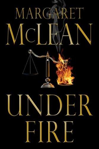 Under Fire: A Novel by [Margaret McLean]