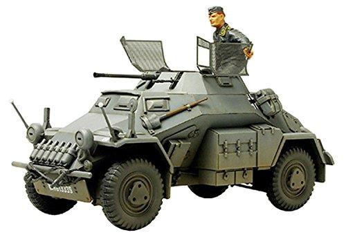 Tamiya Models Armored Car Sdkfz 222 Model Kit