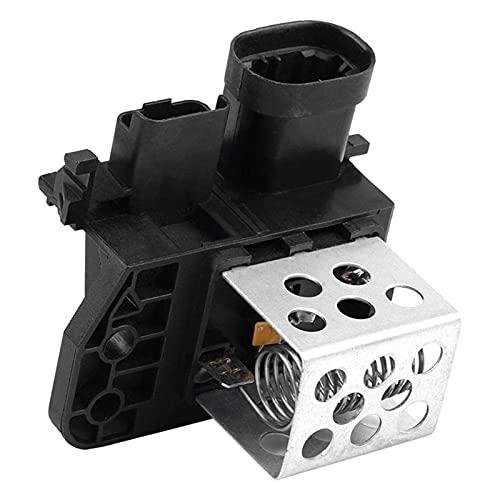 XINLIN Ruderude Resistor de relés del Ventilador del Motor del soplador, 9673999980 Coche SmartSense Radiador Bloper Relay Resistor Fit para Citroen C4 / Picasso/Berlingo