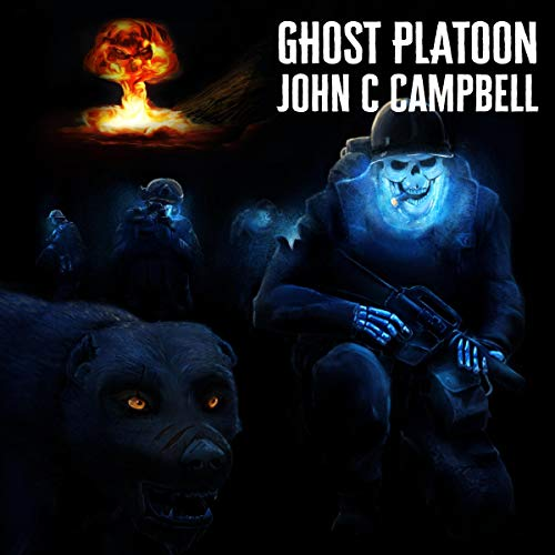 Ghost Platoon  By  cover art