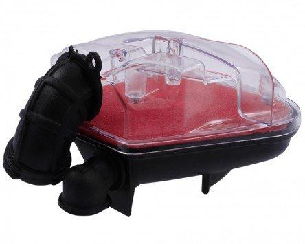 Luftfilter transparent rot für AEON Cobra 50