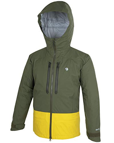 Mountain Hardwear(マウンテンハードウェア) 『ドライステインジャケット』
