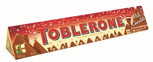 Toblerone Milk Festive Chocolates 360G