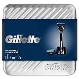 Gillette Fusion 5 ProGlide Flexball Rasierer Herren mit Trimmerklinge für Präzision und...