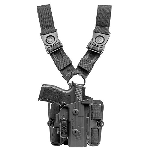 Alien Gear holsters S&W SD40 VE - Right Hand - Large