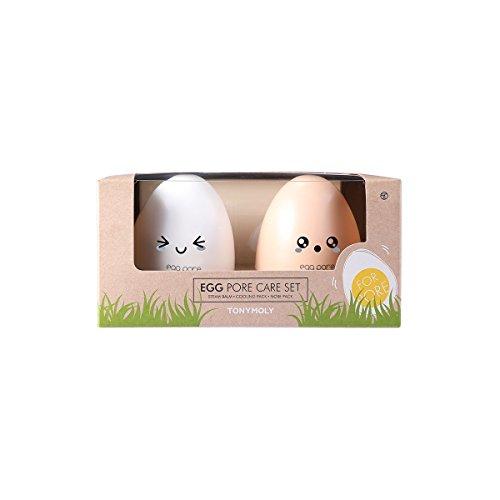 TONYMOLY Egg Pore Care Value Set