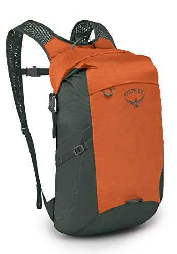 Osprey UL Dry Stuff Pack 20 Rucksack für Lifestyle, unisex Poppy Orange - O/S