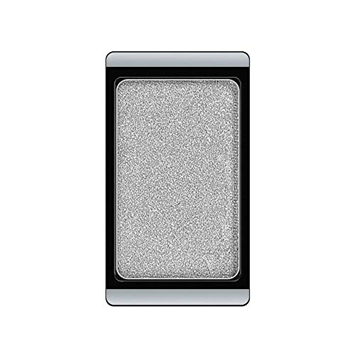 ARTDECO Eyeshadow, Lidschatten silber, weiß, pearl, Nr. 6, pearly light silver grey