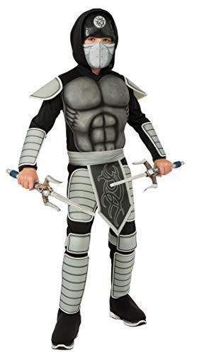 Rubies Costume Co R886642-M Jungen Stealth Ninja Kost-m Gr--e Large