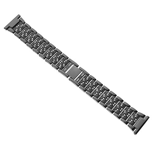 UKCOCO Vervanging Band Vervanging Polshorloge Band Strap Siliconen Bands Smart Horloge Bands Vervanging Strap Armband…