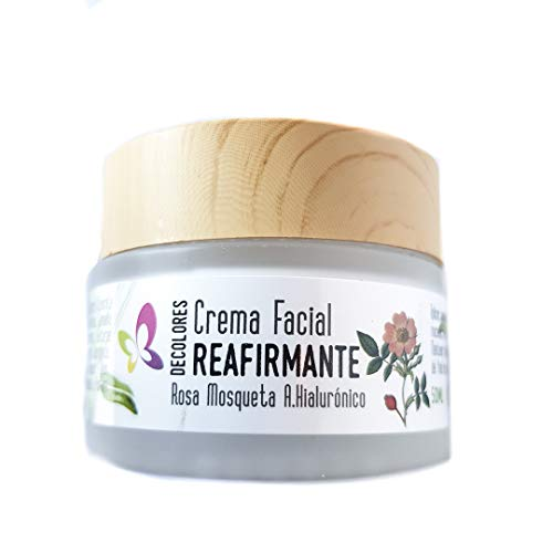 Crema Facial Reafirmante - 50ml. Cremas para la cara.