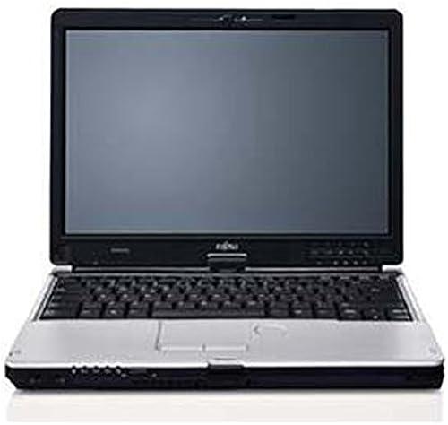 Fujitsu Lifebook T901 33 8 cm 13 3 Zoll Laptop Intel Core i5 2430M 2 4GHz 4GB RAM 320GB HDD Intel HD 3000 DVD Win 7 Pro schwarz silber
