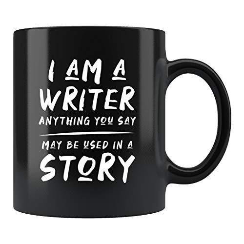 Taza para escritor, regalo de autor, taza de escritor, regalo creativo, regalo...