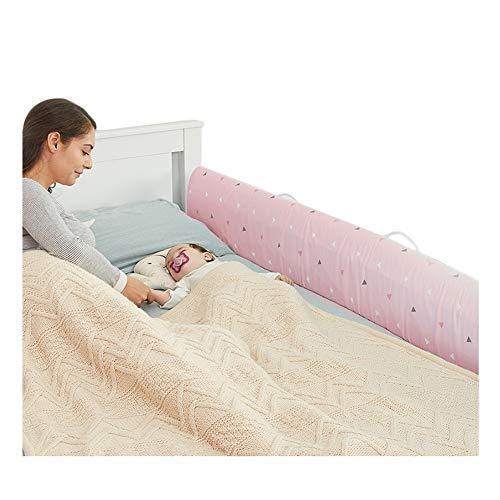 LIQICAI-Bettgitter Sicherheitsseitenpuffer Für Kleinkinder Oder Betten Für Erwachsene, Lassen Sie Ihre Kinder Sicher Und Bequem Schlafen,...