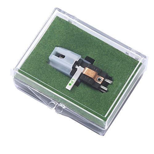#N/V Distancia fija de la cabeza de grabación cartucho magnético lápiz capacitivo con aguja de vinilo LP para tocadiscos reproductor de discos