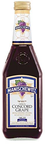 Manischewitz Concord Grape, süß 0,75l