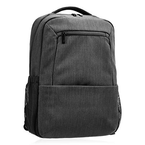 Amazon Basics - Professioneller Laptop-Rucksack, für Laptops bis 39,62 cm - schwarz